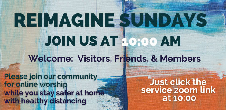 Reimagine Sundays at UUFD, Durango