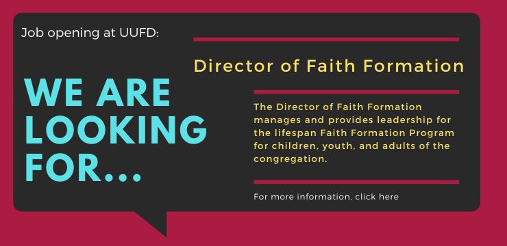 UUFD Director of Faith Formation